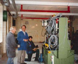 Machine development, 1990