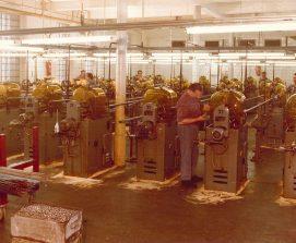 Screw manufacturing, 1960