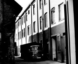 Company yard, 1965