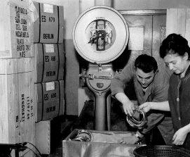 Shipping, 1970